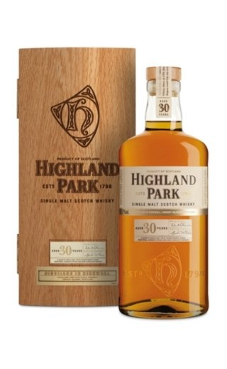 Виски Highland Park Aged 30 Years 0,7 л
