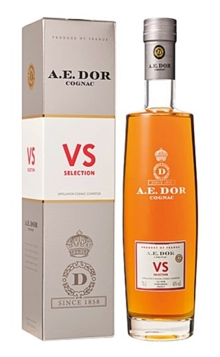 Коньяк A. E. Dor VS Selection 0,5 л