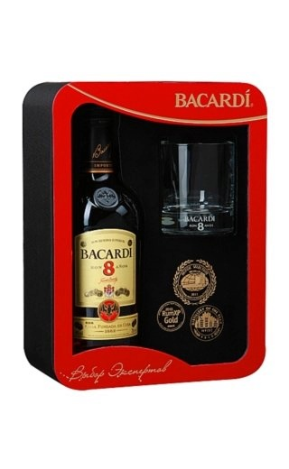 Ром Bacardi Reserva Superior 8 Years 0,7 л