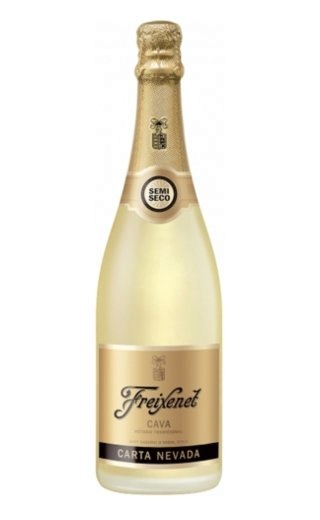 Игристое вино Freixenet Carta Nevada Semi-Seco 0,75 л