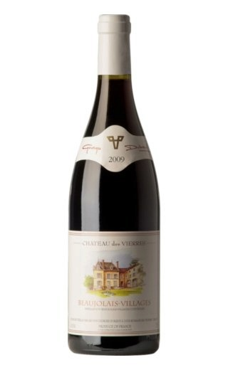 Вино Georges Duboeuf Beaujolais-Villages Chateau de Vierres 2011 0,75 л