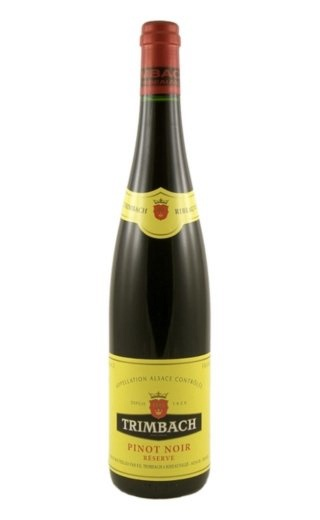 Вино Trimbach Pinot Noir Reserve Alsace AOC 2012 0,75 л
