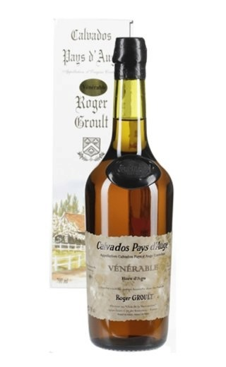 Кальвадос Roger Groult Calvados Venerable Pays dAuge AOC 0,7 л