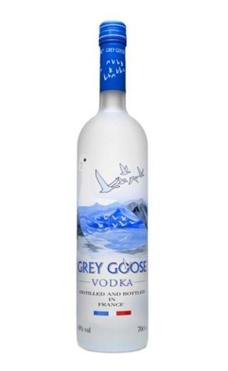 Водка Grey Goose Vodka 0,5 л