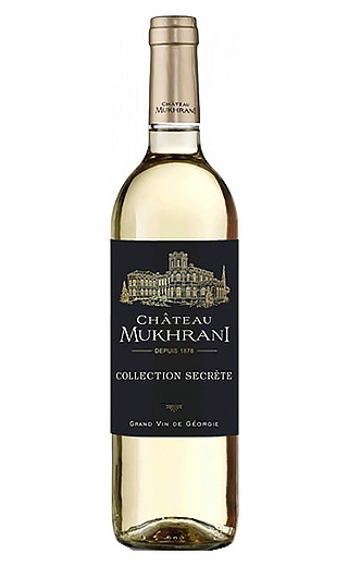 Вино Chateau Mukhrani Collection Secrete 2015 0,75 л