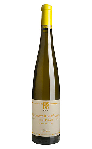 фото вино Uppa Winery Cler Polati Gewurztraminer 0,75 л