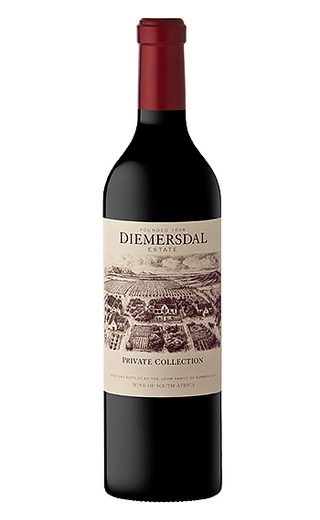 Вино Diemersdal Private Collection 2015 0,75 л