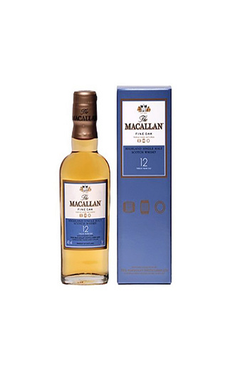 Виски Macallan Fine Oak 12 Years Old 0,05 л