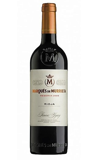 Вино Marques de Murrieta Tinto Reserva 2014 0,75 л