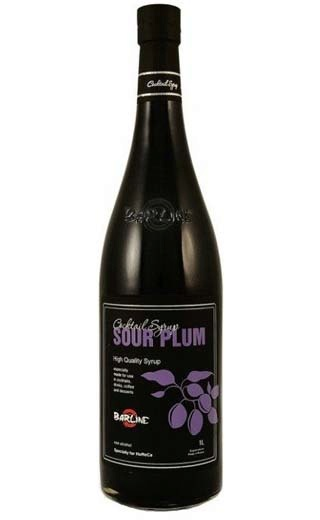 Сироп Barline Sour Plum 1 л