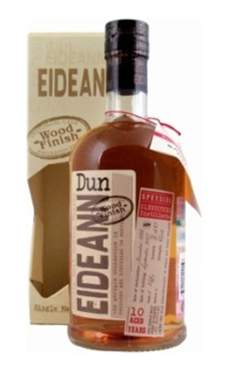 Виски Dun Eideann Glenrothes 10 years 0,7 л