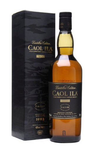 фото виски Caol Ila Distillers Edition 1993 0,7 л