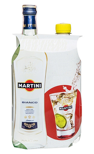 Вермут Martini Bianco with tonic 1 л