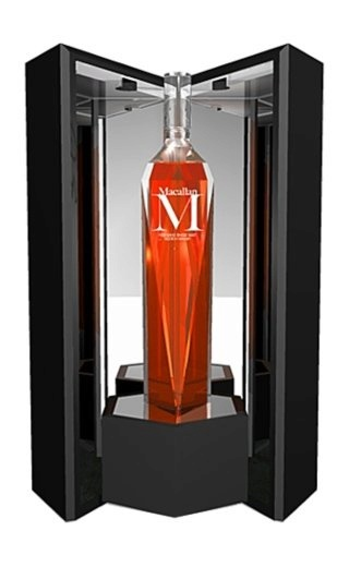 фото виски The Macallan M Decanter New Release 0,7 л