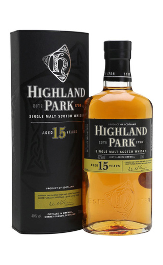 Виски Highland Park Aged 15 Years 0,7 л