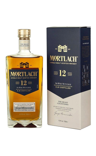 фото виски Mortlach 12 Years Old 0,7 л