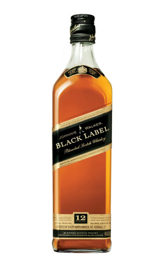Виски Johnnie Walker Black Label 0,5 л