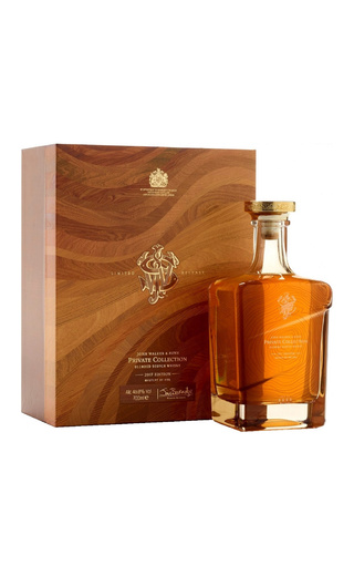 Виски John Walker & Sons Private Collection 2017 0,7 л