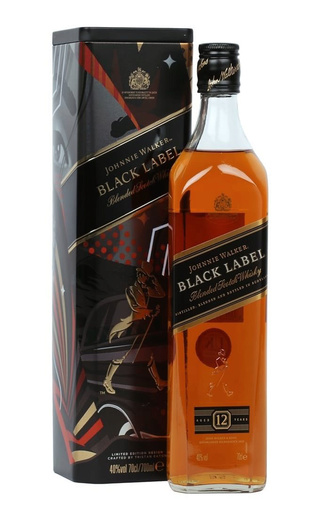 Виски Johnnie Walker Black Label 0,7 л