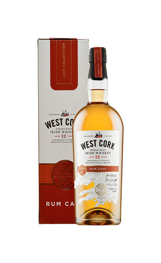 Виски West Cork Rumy Cask 12 Years 0,7 л