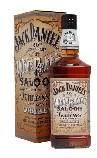 Виски Jack Daniels White Rabbit Saloon 0,7 л