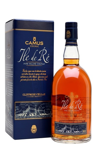 Коньяк Camus Ile De Re Fine Island Cognac Cliffside Cellar 0,7 л