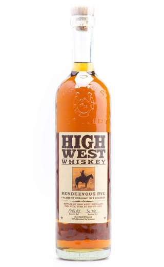 Виски High West Rendezvous Rye 0,7 л