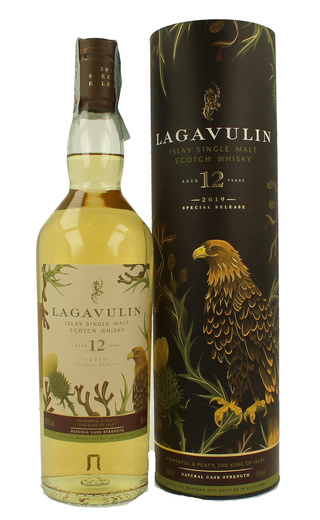 фото виски Lagavulin 12 Years Old Special Release 2019 0,7 л